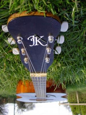 Nylon String Gitarre