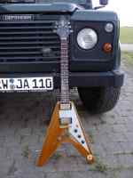 Landy meets Guitar